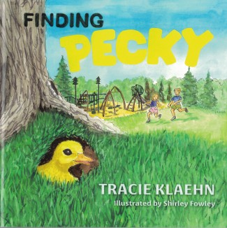 Finding Pecky cover20170618