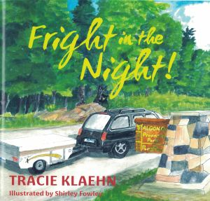 Fright in the Night cover