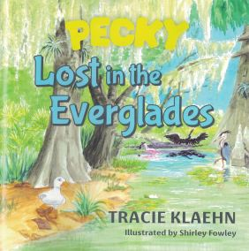 Lost in the Everglades cover